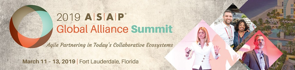 The 2019 ASAP Global Alliance Summit in Fort Lauderdale, Florida